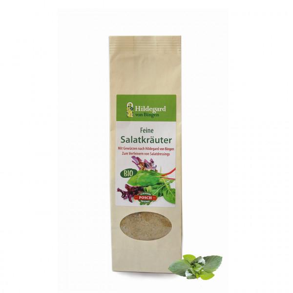 Feine Salatkräuter bio
